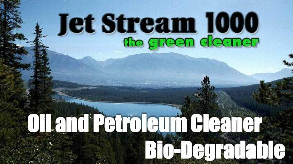 Jet Stream Oil Recovery